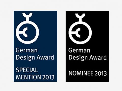 Logo Designpreis German Design Award 2013